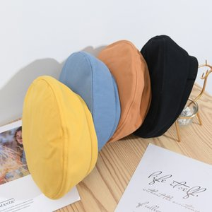 Autumn and Winter New Japanese Candy Color Retro Beret Hat Female Korean Version of Wild Fashion Tide British Art Painter Hat