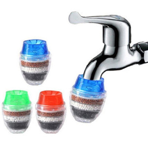 NEW Household Cleaning Water Filter Mini Kitchen Faucet Air Purifier Water Purifier Water Filter Cartridge Filter Cleaning Supplies