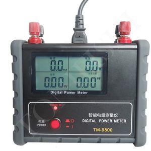 Original High Performance Smart Electricity Power Meter High Precision Electrical Digital Parameter Power Measuring Instrument