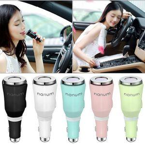Per Nanum Tulip Car diffusore mini USB Aromatherapy Hine auto diffusore Automotive interni forniture Fragrance