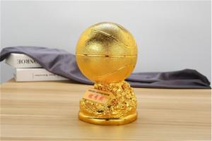 Basılı basketbol Şampiyonu Kupa Basketbol Şampiyonası Altın Trophy gümüş Trophys reçine kupa hatıra özelleştirme