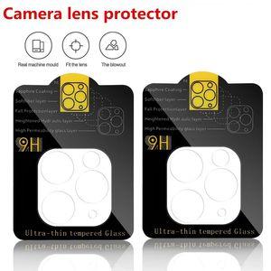 Vidro temperado lente protetor de tela para iphone 11 11Pro 11Pro Max transparente Protector Camera Lens Film