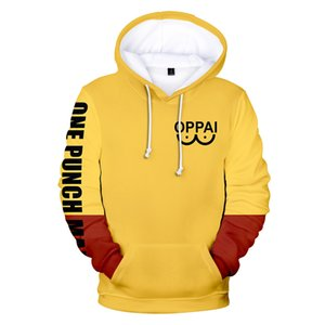One Punch Man Men and Women Hoodies Anime ONE Oppai Hoodie ONE PUNCH-MAN re-make Fleece Jacket Harajuku Sweatshirts