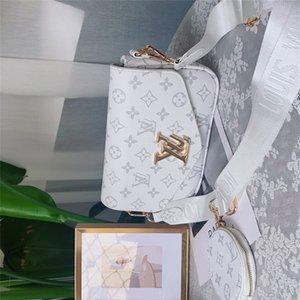 AA177LVLOUISVUITTONPU LEATHER HANDBAGS NEW MAN WOMEN BACKPACK BIG TOTE MICHAEL SHOULDER BAG CLUTCH Messenger Bag