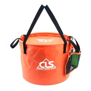 10-30L Foldable Water BucketCar Wash Camping Fishing Cleaning Portable Folding barrelOutdoor Traveling Retractable Water Bags