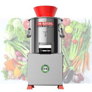 Bao zi alışveriş hamur alışveriş kantin doldurma kesme makinesi 220V 1000W yüksek kaliteli bitkisel kesme makinası