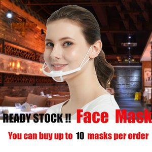 Schermo di plastica trasparente di sicurezza Grinding Visiera Dental antipolvere Maschera Health Care Surgiccal