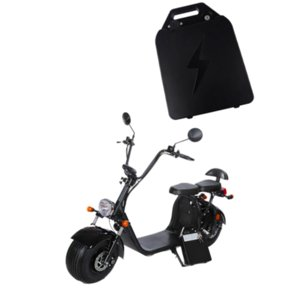 GTK 18650 electric scooter lithium battery 60v 20ah li-ion pack with BMS for 2100W ebike motorcycle +3A charger
