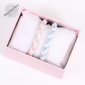 Non-Mainstream Design Bracelet Net Red Hipster Cute All-match Simple Girlfriends Female Student Cotton and Linen Woven Hand Strap