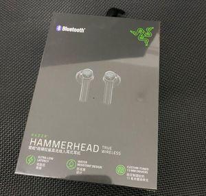 2020 Razer의 귀상어 진정한 무선 이어폰 헤드폰 무선 이어폰에서 귀 스포츠 헤드셋 게임 이어폰