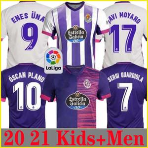 2020 2021 ريال بلد الوليد لكرة القدم جيرسي 20 21 المدرسيه S. R. الكاراز س س سيرجي غوارديولا أوسكار بلانو camisetas دي فوتبول الرجال الاطفال قمصان كرة القدم