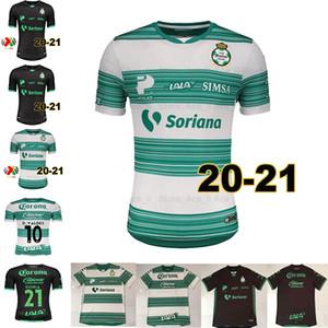 Сантос Лагуна футбол для футбола 2021 Liga Mexico MX Club FC 20 21 розовая футбольная футболка FURC Garnica Lozano Castillo CamiSeta de Fútbol S-XXL