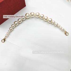 Diy İnci Çanta İnci piyasada DIY El çantası zinciri dokuma zincir yeni ürün