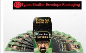 Slim Pacotes Wax Tipos Coin Embalagem Strain Shatter embalagem de cartão Envelope Sd Shatter Assorted Concentrado Custom 100 bbyUp hotclipper