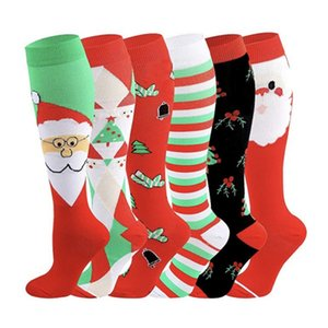 Professional Team Men Women Cycling Socks Outdoor Sports MTB Socks Running Breathable Road Bike Christmas stockings