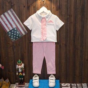 l5rPW oferta especial de retención y vestido formal Li Fu Tong Li Fu intercambio Zhao Tong Yi vestido de los niños determinados de los niños coreanos de dos piezas 9