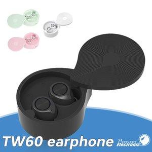 Cgjxs Tw70 verdadeira sem fio Fones de ouvido Bluetooth 5 0,0 fone de ouvido China Wholesale automáticas emparelhamento gotas de água Forma Headphone Stereo Headset