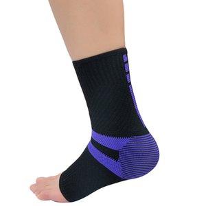 Veidoorn 1PCS profesional de soporte protección para pies de tobillo de la manga para los deportes que funcionan