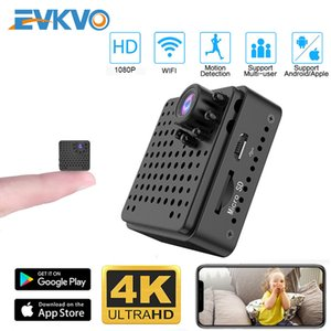 EVKVO Wifi Mini Camera 1080P IP Night Vision Camera Wireless IP Remote Built-in Battery Baby Monitor CCTV Mini Wifi Cam