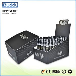 100% auténtico original iBuddy BUD DS80 desechable Starter Kit 170mAh batería vacía Cartucho Vaporize E cigarrillos Budtank Vape Pen