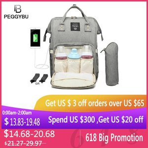 New brand backpack designer backpack handbag high quality two-color stitching