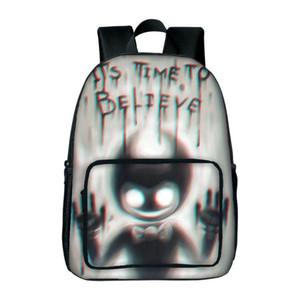 Designer-Nuova Bendy Moda e Le pagine della nostra inchiostro macchina sacchetto di scuola dei bambini zaino per il sacchetto Studente di scuola zaino quotidiano Zaini regalo