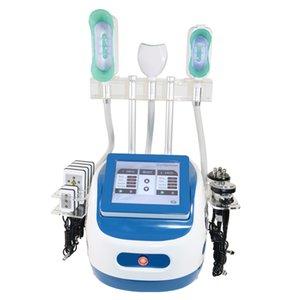 Fonksiyonlu Yağ Freeze Zayıflama Cryo Cryolipolysis Kavitasyon Makinesi