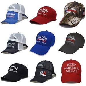 2020 Canadian Hat Three-Dimensional Bordado Canadian Maple Leaf Baseball Trump Cap Hat Cotton Hat Casual # 967