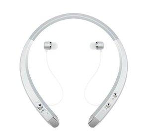 Cgjxshbs 913 Hbs913 V4 .1 Bluetooth Wireless Headphones cuffia stereo auricolare con archetto da collo Mic per il cellulare rilievo del calcolatore 50pcs / Lot Op Semplice