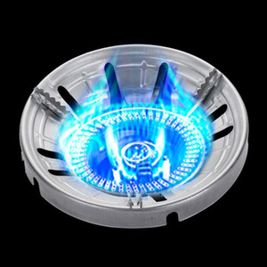Energy Saving Stainless Iron Gather Fire Torch Heat Insulation Gas Stove Cover Ring Reducer Pot Holder Energy Saving Accessories lxj130