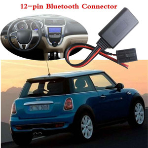 Car Bluetooth Aux Adaptor Bluetooth 5.0 Module Cable for Mini ONE D Cooper S R50 R53 Adapter