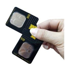 كاميرا السينما الزجاج المقسى لفون برو 11 ماكس سامسونج S20 كاميرا فائقة عدسة شاشة الغطاء الحامي واضحة وكاملة مع صندوق البيع بالتجزئة