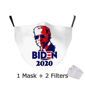 13 стиль творчества Джо Байдена маска Взрослые Чайлдс 2020 США Выборы Поставки маска для лица Keep America Great Trump Mouth маска FWD791