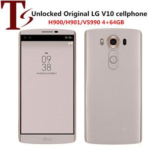 Refurbished Original LG V10 4G LTE H961N H900 H901 5.7 inch Hexa Core 4GB RAM 64GB ROM 16MP Camera Unlocked Mobile Cell Phone