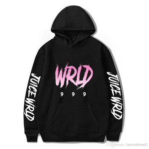 Spring Autumn Hooded Casual HIPHOP Rapper RIP Sweatshirts 999 Juice Wrld Mens Hoodies
