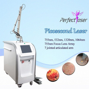 2000mj Pico 755nm Laser Tattoo Removal Machine Q Switched Nd Yag Laser Face Acne Treatment Picosecond Tatoo Removal Laser Machine Yag Kt9p#
