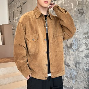Fashion Mens Jacket Autumn and Winter Jackets with Letter Embroidery 20SS New Stylish Men Streetwear Jacket High Quality Clothing 3 Colors