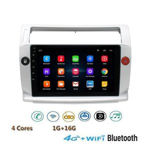 1G+16G Android 9.1 Car Radio for C4 C-Triomphe C- 2004-2009 Car DVD Player