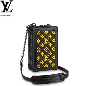 liruoxi7899 ZD9U M45079 Vertical Soft-Trunk MEN Handtaschen Schulter MESSENGER BAGS TOTES ICONIC Umhängetasche TOP GRIFFEN Abend Clutches