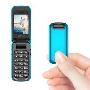 L8star BM60 Mini Flip Phone Bluetooth Dial Music Mobile phone FM Radio Magic Voice changer 3.5 Earphone Jack Mp3 Music player 100% Original