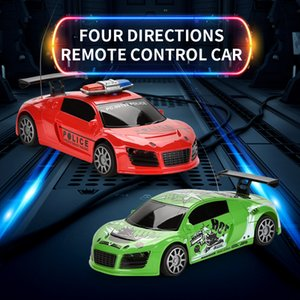 1:24 four way remote control car high quality children toy simulation model car four color five style