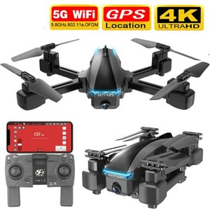 2020 new S177 drone gps 4k 5G WIFI HD wide angle dual camera fvp drones distance 600m quadcopter height keep flight