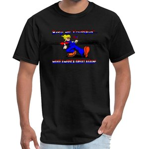 Lustige Keep on Trumpin thundermans T-Shirt homme ropa T-Shirt s-6xl Slogan