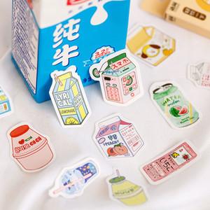 50Pcs pianta sveglia Stickers Kawaii bere Sticky Notes carta rilievi di appunto For Kids fai da te Scrapbooking diario, foto, album di cancelleria