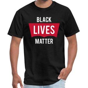 Printed Matter Negro Vidas camiseta naruto homme simpsons camiseta XXXL 4XL 5XL superior hiphop