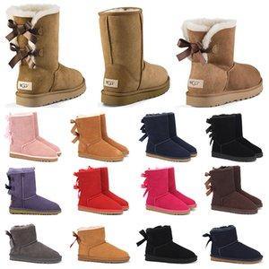australia 부츠 designer u kadın gg için tasarımcı kar botları lüks kürk platform ayakkabılar bayan bayan kış diz yüksek düz spor ayakkabı ayak bileği eğitmenleri