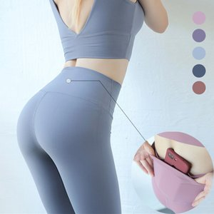 Try to Bn Women Leggings 6 Colors Fashion Elasticity Casual High Waist Solid Breathable Gym Pants for Fitness