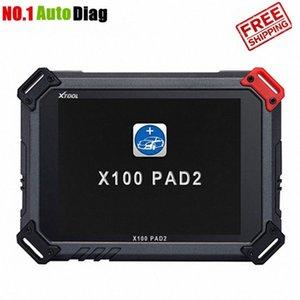 XTOOL X100 PAD2 programmatore chiave auto Pad 2 per la diagnosi, olio Azzerare il contachilometri, molte funzioni speciali Versione aggiornamento X100 PAD 3HJK #