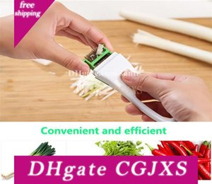 Cuisine Convenience Articles Shank main Fil Cutter Légumes de coupe oignon