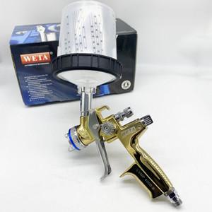 WETA 4000G Auto-Spritzpistole mit Adapter keine Waschschale Sprayer malen 1.3MM